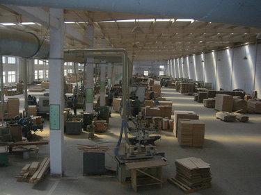 Birdu0027s Eye View Of Wooden Door Factory ...